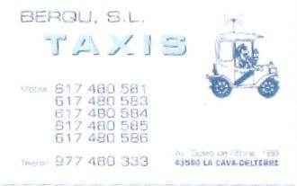 Taxis Berqu