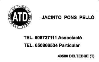Jacinto Pons Pelló