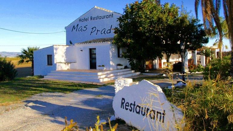 Hotel Mas de Prades***