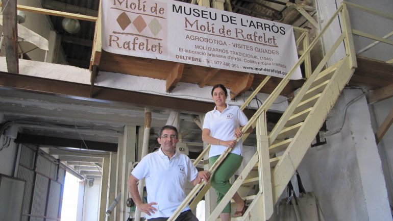 Museu de l'Arròs Molí de Rafelet