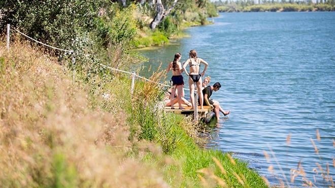 Experiences along the Ebro River