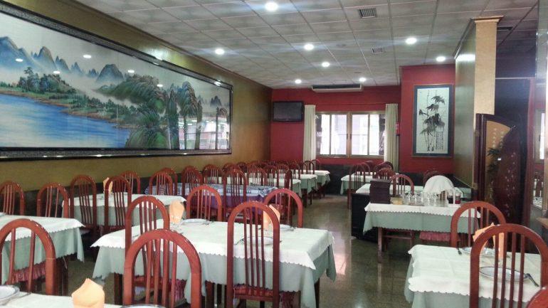 Restaurant Xinès Oriental