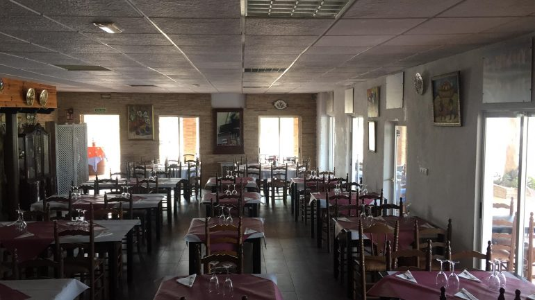 Restaurant Galatxo